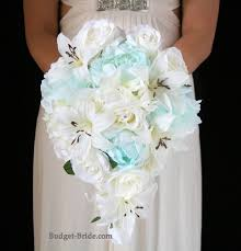 blue wedding bouquets blue wedding bouquet
