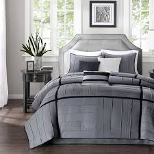 Solid Color Comforters Madison Park Riverside 7 Piece Comforter Set Free Shipping Today