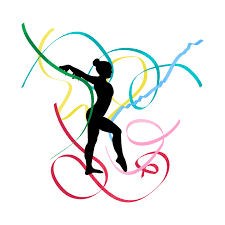 ribbon dancer ribbon dancer gymnastics for kids t shirt teepublic
