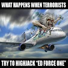 Iron Maiden Memes - iron maiden eddie metal meme all things metal pinterest