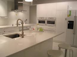 White Kitchen Cabinet Like This High Gloss White Abstrakt Kitchen At Ikea That We Saw