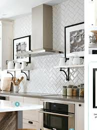 The Hottest Kitchen Trends To Subway Tile Patterns Backsplash Best White Subway Tile Ideas On