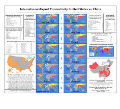 Dia Map Airport International Connectivity Ranking China Vs Us East By