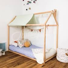 toddler bed 160x70 80 90cm bed frame house kids furniture