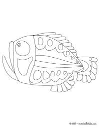 fool fish coloring pages hellokids