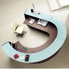 Napoli Reception Desk Modern Reception Desk Design Ergonomic Office Chairs Polyvore