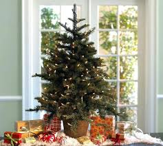 christmas christmas outstanding pre decorated trees delivered
