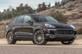 porsche suv black used 2015 porsche cayenne for sale pricing features edmunds