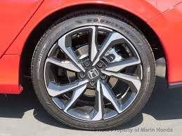 2017 new honda civic sedan si manual at marin honda serving marin