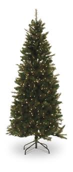 boulder mountain pine 7 5 pre lit tree clear lights