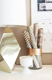 large rolls of wrapping paper organizing with style genius wrapping paper organizer ideas