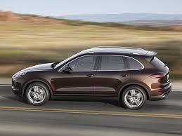 Porsche Cayenne Suv - porsche north america to sell fixed cayenne diesel suvs as used