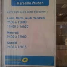 bureau de poste marseille la poste couriers delivery services 3 rue lacédé vauban