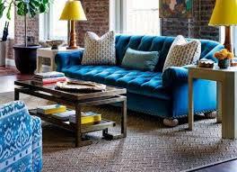 Navy Blue Tufted Sofa Blue Tufted Sofa 24 With Blue Tufted Sofa Jinanhongyu Com