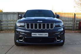 jeep grey blue second hand jeep grand cherokee 6 4 v8 hemi srt 5dr auto sold