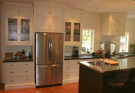 frameless kitchen cabinets vs frame design porter coastside