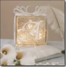 Decorative Glass Block Lights Glass Block Lights Use 20 Or 35 Count Craft Lights To Light Up
