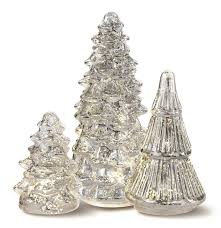 house of hton 3 led glass tree set reviews