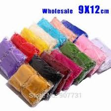 organza bags wholesale 20x30 8cm 50pcs stand up zipper kraft paper packaging bags