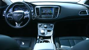 2015 Chrysler 200s Interior Why The 2015 Chrysler 200 Deserves Your Attention