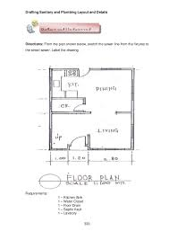 House Plumbing System Module 6 Module 4 Draft Sanitary And Plumbing Layout And Details
