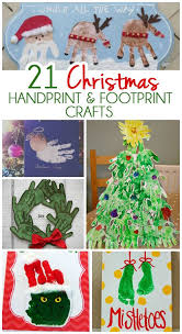 21 handprint and footprint crafts footprints 21st and