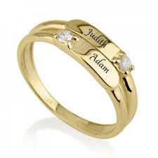 name rings for gold charms charm rings cascada single charm gani