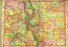 Railroad Map Usa by Co 1895 Jpg