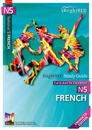 brightred publishing bright red study guide national 5 german