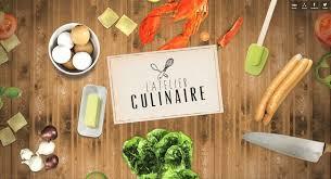 l atelier cuisine la purée de noisette en vidéo lancement de l atelier culinaire