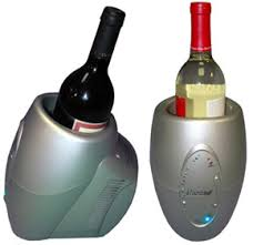 best wine gifts wine coolers as christmas gifts the best wine bottle chillers