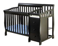 Sorelle Mini Crib Sorelle Newport 3 In 1 Mini Convertible Crib Changer Combo In