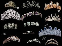 tiara collection all of s tiaras the swedish royal family has such an