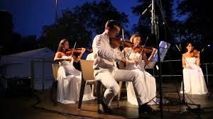orchestre de chambre de concert de l orchestre de chambre de st raphäel mandelieu la napoule