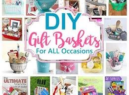 Themed Gift Basket Ideas Do It Yourself Gift Basket Ideas For Any And All Occasions