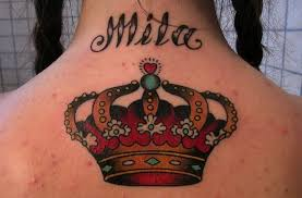 traditional crown tattoo tattoo collections