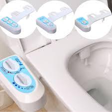 bain de siege eau froide l eau froide chaude non électrique salle de bain siège de toilette