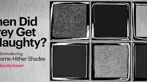 Shades Of Gray Bobbi Brown U0027s U002750 Shades Of Grey U0027 Makeup Collection Actually Only