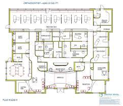 free medical office floor plans dental office design floor plansorthodontic plan building dwg free