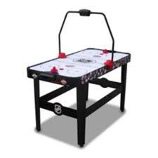 table air hockey canadian tire nhl all star hover hockey table 54 in canadian tire