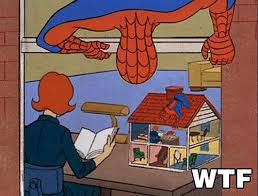 Retro Spiderman Meme - best of the 60s spider man meme smosh