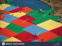 San Diego Ca Map by Huge Us Map Sea World San Diego California Usa S Grandadam Stock