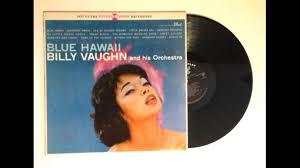 hawaiian photo albums billy vaughn and his orchestra blue hawaii 1959 vinyl