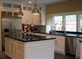 soup kitchens on island peerless soup kitchen island with black granite for kitchen