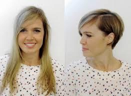 Frisuren Mittellange Haar Vorher Nachher by Frisuren Stil Haar Einzigartige Vorher Nachher Frisuren 15 H