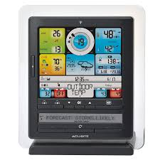 amazon com acurite 01036 wireless weather station with