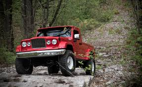 jeep jku truck conversion jeep j 12 concept prototype drive u2013 review u2013 car and driver