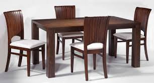 Wooden Dining Table Chairs Furniture Design Dining Table Emeryn