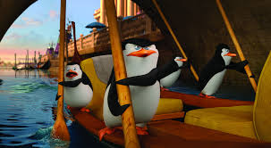 the penguins of madagascar watch benedict cumberbatch is a wolf in trailer for dreamworks