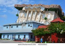 Wonderworks Upside Down House Myrtle Beach - disequilibrium stock images royalty free images u0026 vectors
